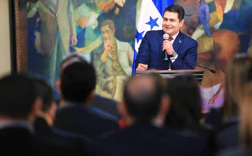 Honduras presenta avances en seguridad y empleo