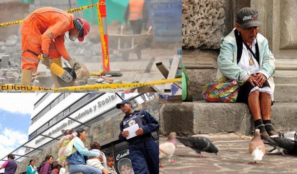 Ecuador valora acciones contra la pobreza