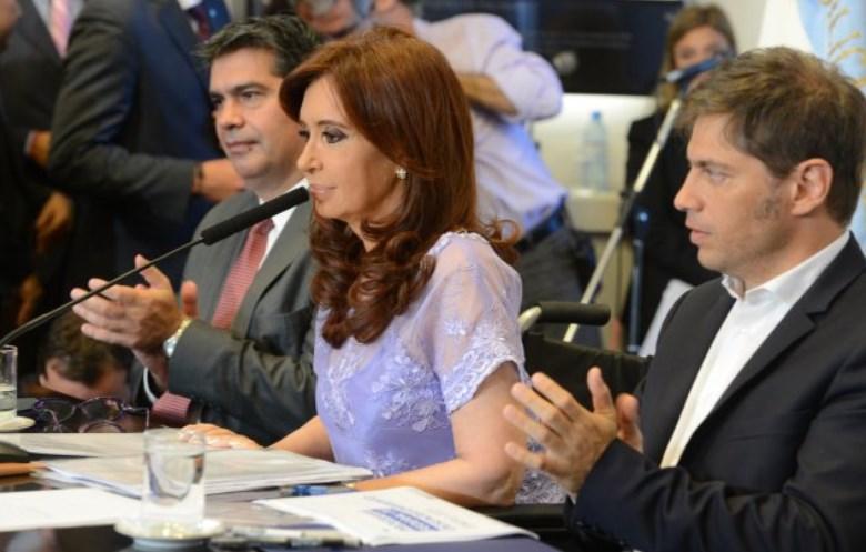 """Cristina Kirchner: """"nadie le puede decir a la Presidenta que se calle la boca y no hable"""""""