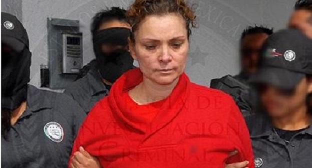 María de los Ángeles Pineda Villa (Foto: PGR)