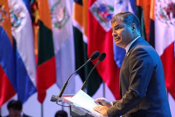 Ecuador asumió presidencia de la CELAC e instó al bloque a ir más rápido para alcanzar el desarrollo