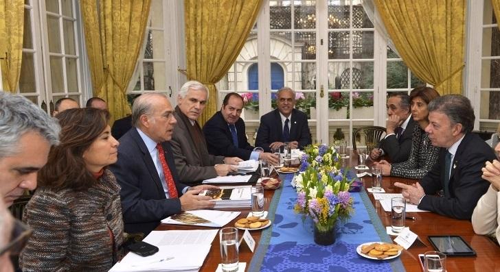 """Colombia asegura que """"redoblará los esfuerzos""""  para su ingreso pleno a la OCDE"""