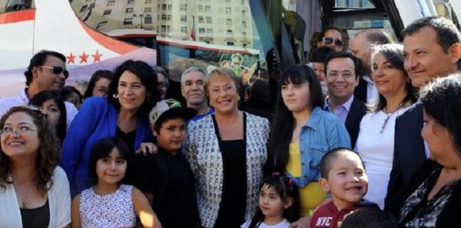 Chile favorecerá acceso de familias de bajos recursos al turismo