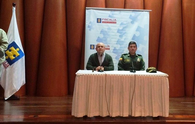 Colombia: la exjefa de inteligencia queda detenida en la Fiscalía para proteger su vida