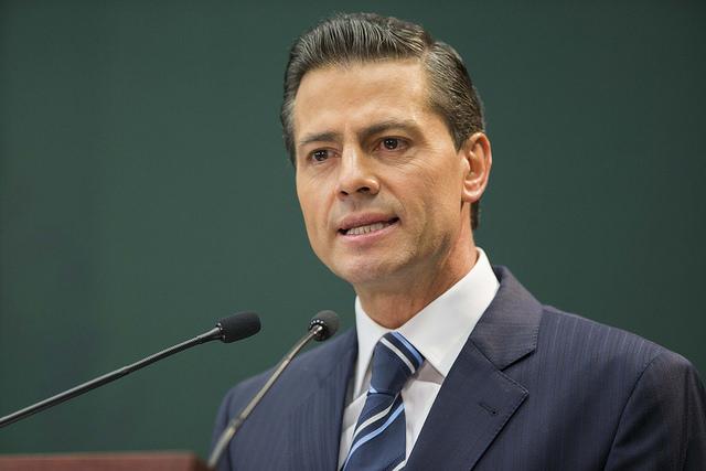 """Peña Nieto: """"la política social de México se ha convertido en una verdadera política de Estado"""""""