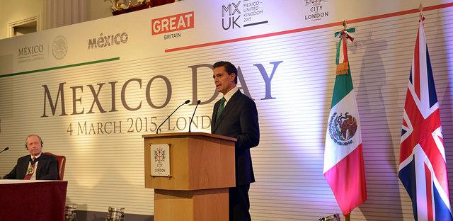 """Las oportunidades de inversión y de negocios """"acerca aún más al Reino Unido con México"""""""