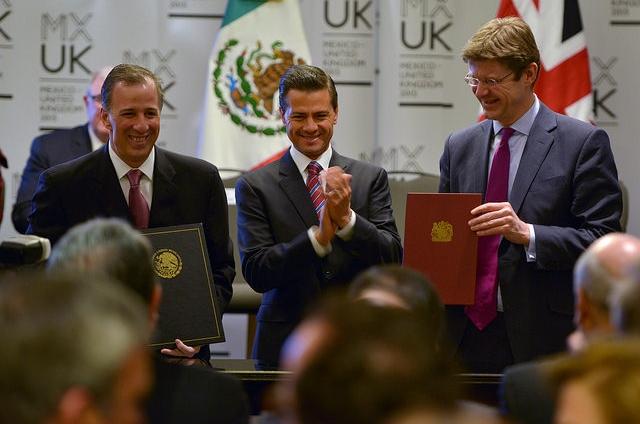 México y Reino Unido suscriben acuerdos para el desarrollo turístico