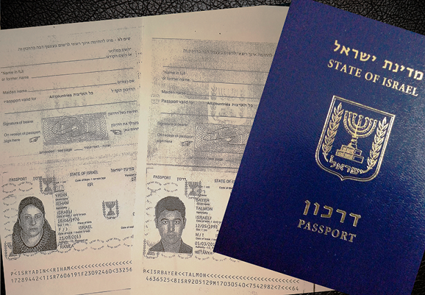 Paraguay refuerza controles ante pasaportes israelíes falsos