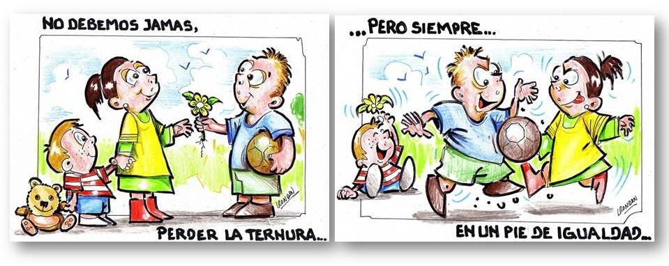 Dibujos de José Luis Rondán