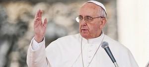 El Papa: 'A menudo los encarcelados son tenidos en condiciones indignas de la persona humana'