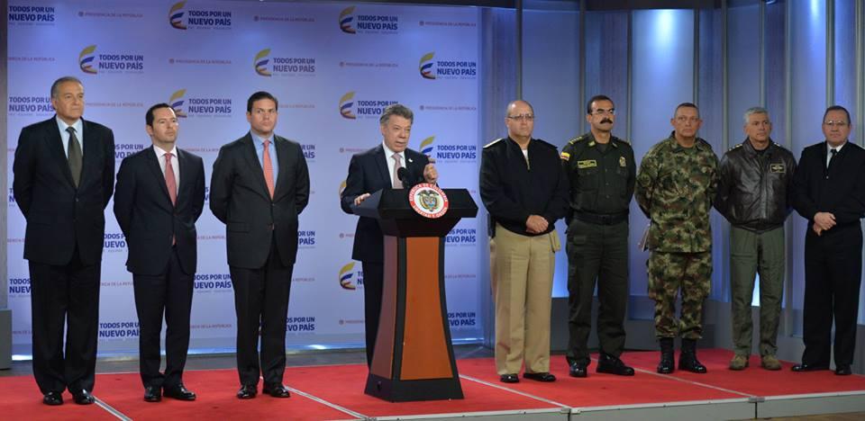 Colombia destaca logros y acciones contra el crimen organizado y el narcotráfico