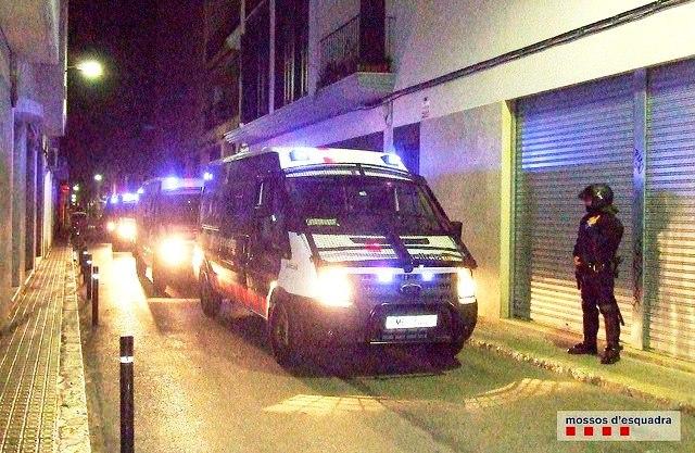 Célula yihadista capturada planeaba atentar en Cataluña
