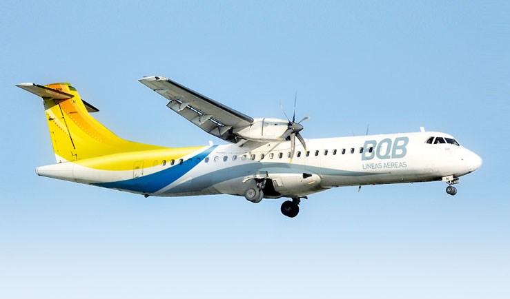 Fracaso comercial de BQB: López Mena vende su aerolínea a la boliviana Amaszonas