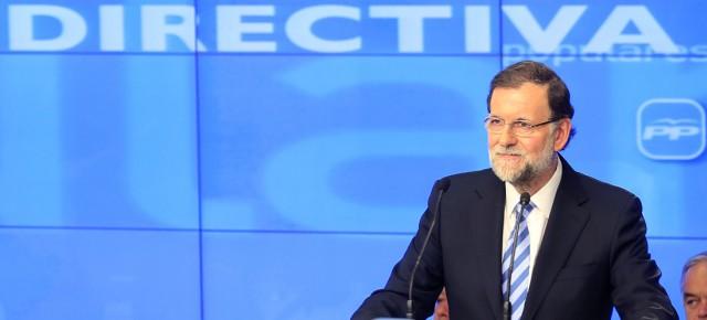 """Rajoy: """"nos ha tocado gobernar en el momento más difícil pero podemos mostrar resultados"""""""