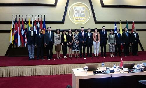 Alianza del Pacífico y Asociación de Naciones del Sudeste Asiático (ANSEA) impulsan integración