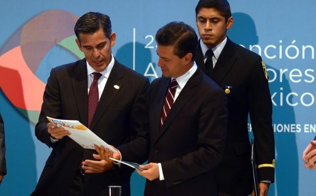 Peña Nieto valora creación de empleo en el país