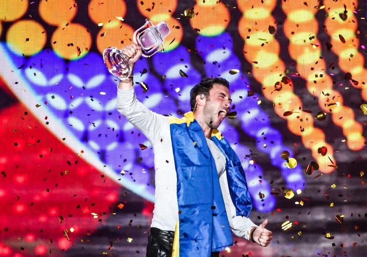 Suecia con Mans Zelmerlöw, gana el festival de Eurovisión
