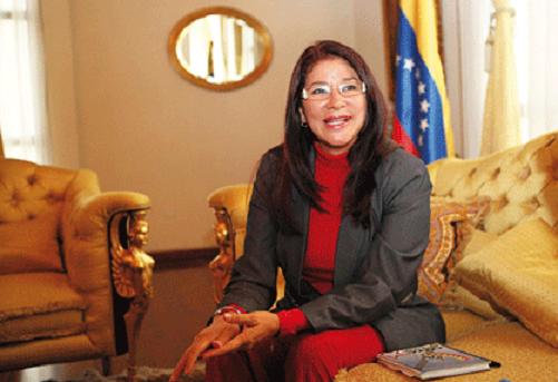 Esposa de Maduro quiere mostrar en TV 'el lado humano' del régimen chavista