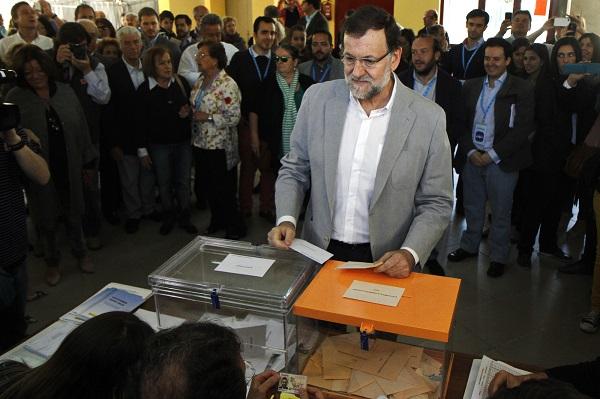 Los líderes políticos animan a que los españoles ejerzan su derecho al voto