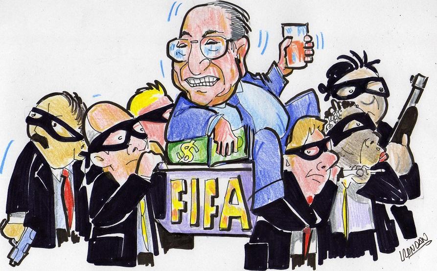 Joseph Blatter debe renunciar, no tiene legitimidad