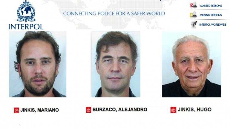 FIFA: Interpol pide la captura de tres argentinos