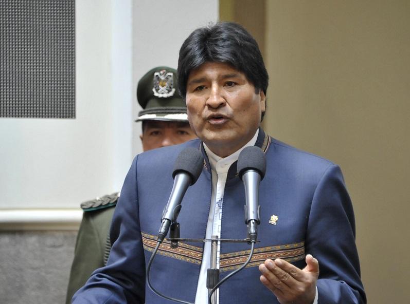 Evo Morales pide no sembrar hoja de coca en regiones no autorizadas: 'les va a ir mal'