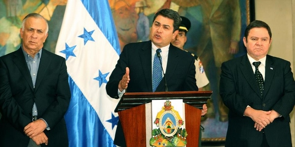 Honduras distingue acciones contra la corrupción