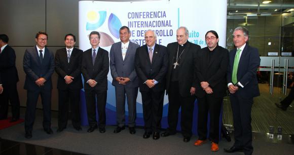 Unasur creará Red Andina de Desarrollo Sostenible
