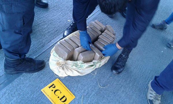 Costa Rica destaca colaboración de EE.UU en combate contra el narcotráfico