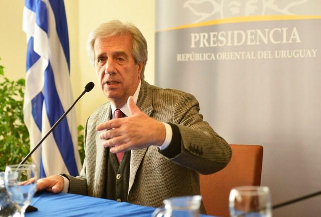 Gobierno de Uruguay no firma carta de condena al uso de la fuerza contra la población en Venezuela