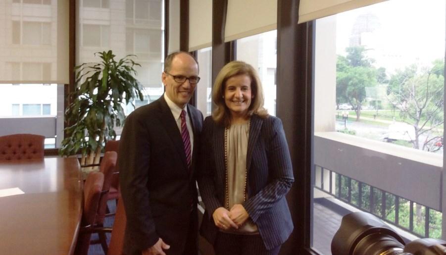 Colaboración bilateral en materia de empleo entre España y EEUU