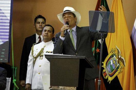 Ecuador: Rafael Correa solo tiene el 39% de aprobación a su gestión