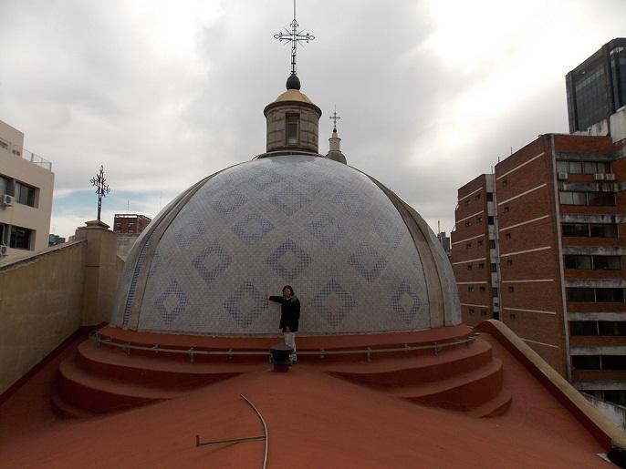 Buenos Aires: los secretos de la restauración de la histórica iglesia de San Miguel (2ª parte)