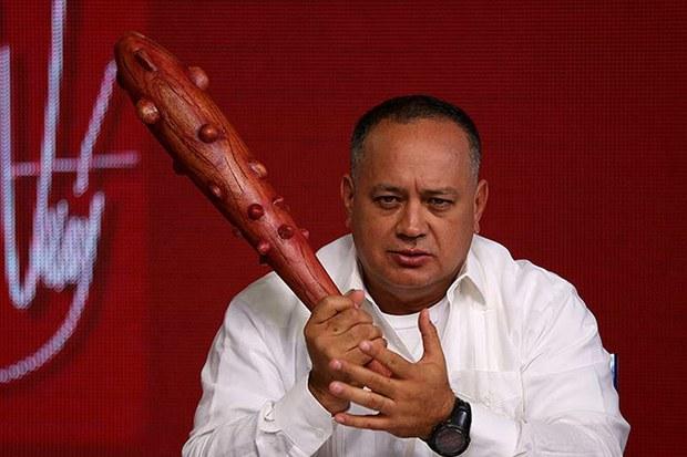 ¿Quién negociaba con Odebrecht las obras públicas de Venezuela?: Diosdado Cabello