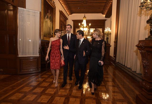 Peña Nieto asegura que México es y será siempre un amigo y un aliado estratégico de España