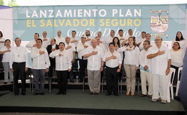 El Salvador pone en marcha plan nacional para combatir la inseguridad ciudadana