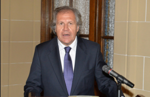 OEA: Almagro advierte a Maduro que 'las inhabilitaciones las hace el pueblo'