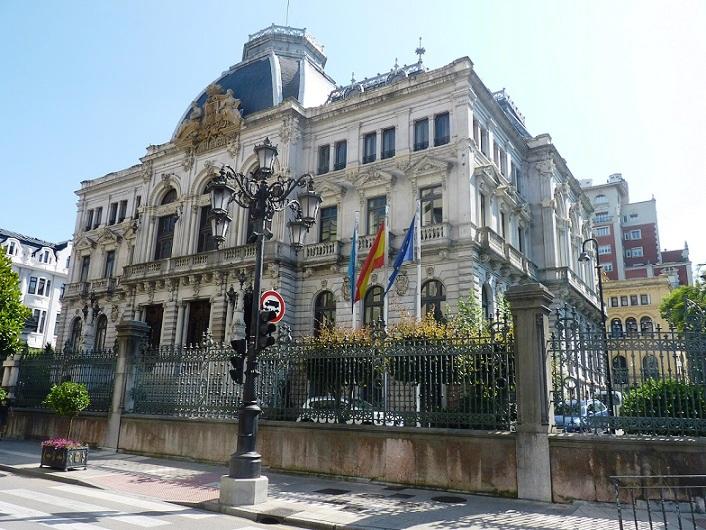 Junta General del Principado de Asturias (Foto: ICN Diario/RV)