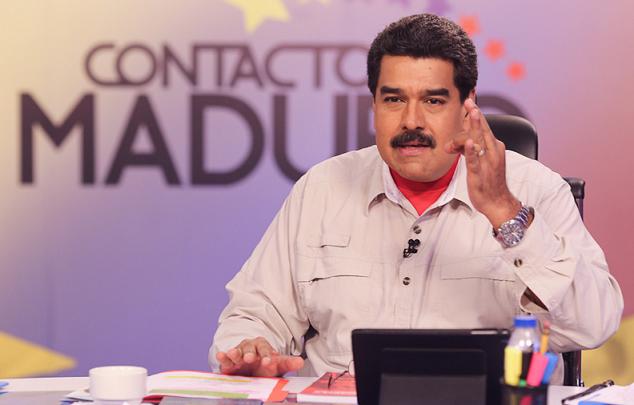 Maduro acusa que la OEA sirve a los intereses imperiales de EEUU