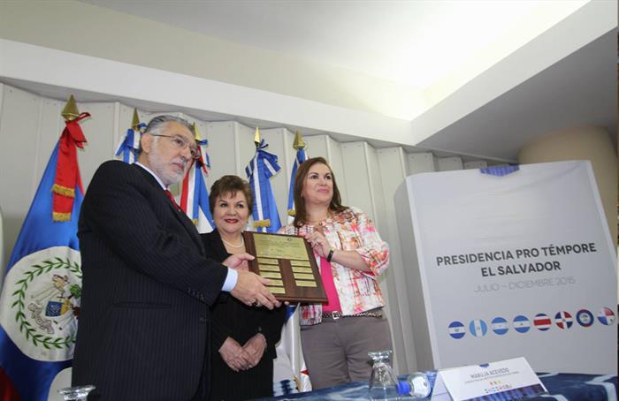Guatemala entrega a El Salvador Presidencia Pro Témpore del Consejo Centroamericano de Turismo