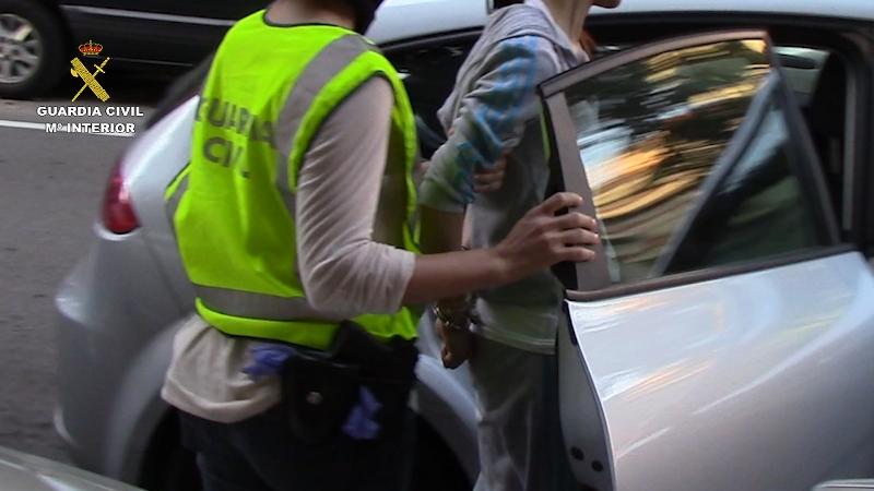 España: cae red criminal china dedicada al tráfico de seres humanos
