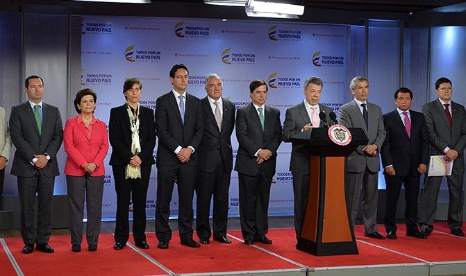 Colombia y Venezuela solucionan malentendido de delimitación marítima