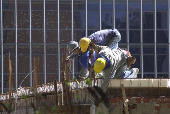 La desaceleración de la actividad industrial fue más intensa en la construcción (8,4%)  archivo/Agência Brasil