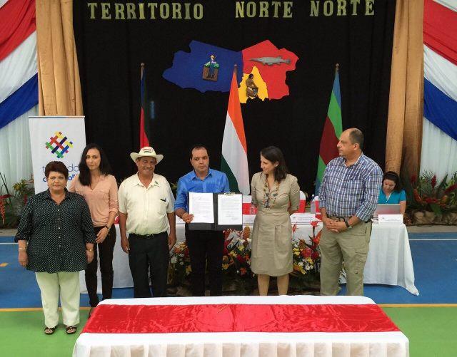 Costa Rica impulsa desarrollo de zona norte en la frontera con Nicaragua