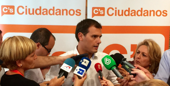 Para C's es un insulto querer presentar a Artur Mas como un luchador contra la corrupción