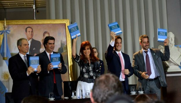 Argentina: comienza a regir el nuevo Código Civil y Comercial