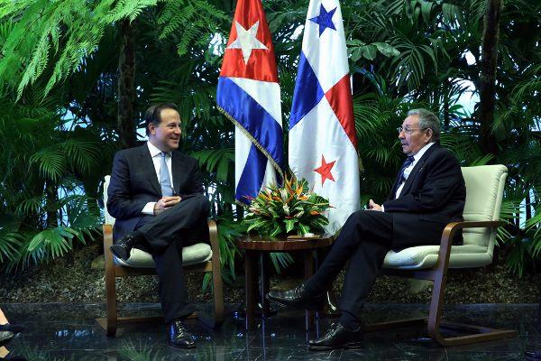 Panamá y Cuba acuerdan cooperación en materia de migración y seguridad