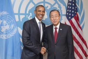 Obama en la ONU: 'el embargo a Cuba hoy en día no tiene cabida'