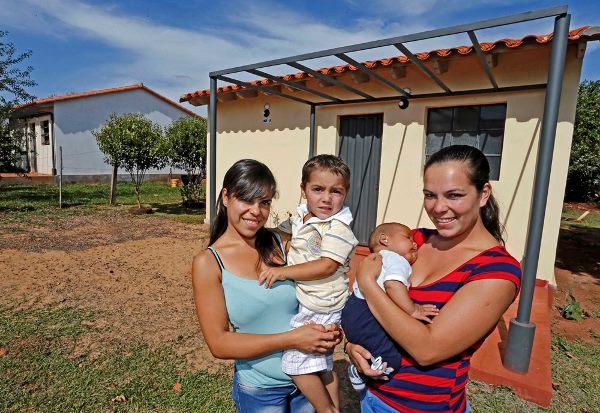Paraguay: planes sociales ratifican compromiso del Gobierno en favor de los más necesitados
