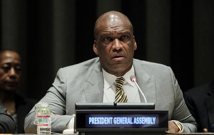 Detienen por corrupción a expresidente de la Asamblea General de la ONU